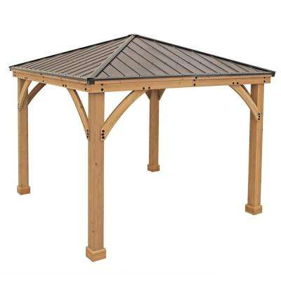 10 ft. x 10 ft. Meridian Gazebo