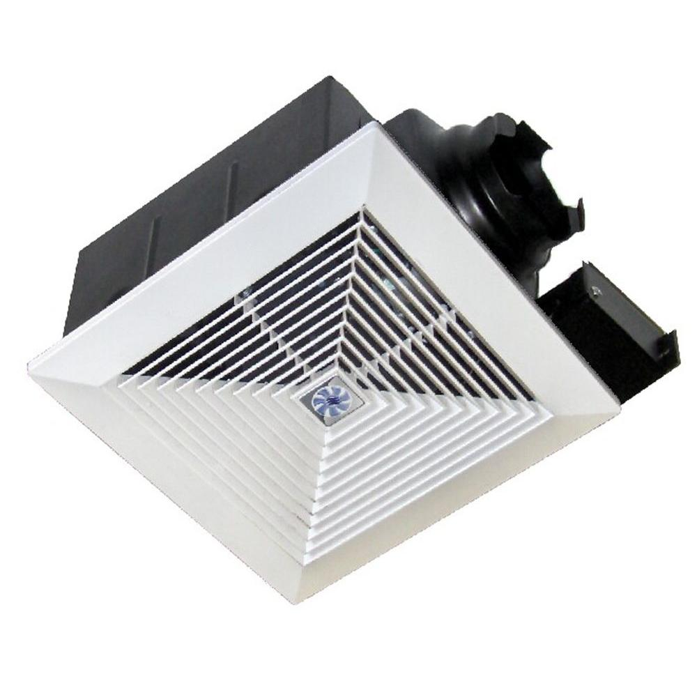 SoftAire Extremely Quiet 80 CFM Ceiling Mount Exhaust Fan, ENERGY STAR-SA-70D