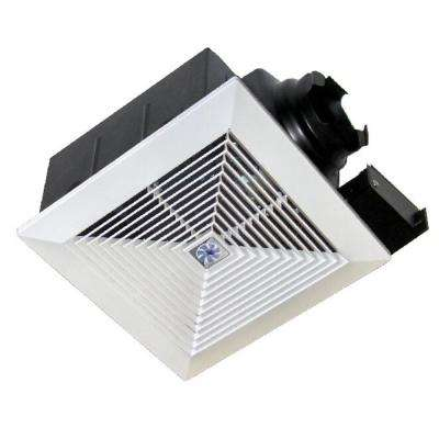 Extremely Quiet 80 CFM Ceiling Mount Exhaust Fan, ENERGY STAR