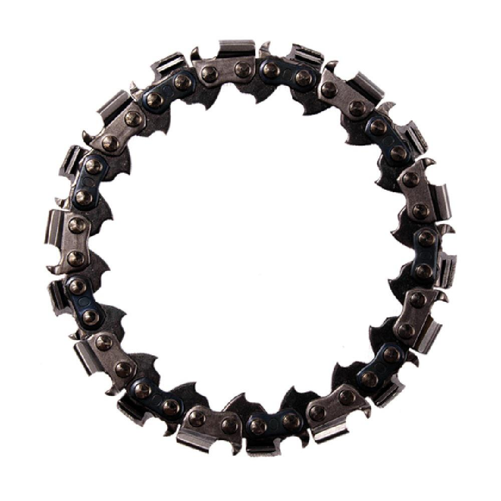 18-Teeth Steel Replacement Chain for Chainsaw Disc for Woodcarving