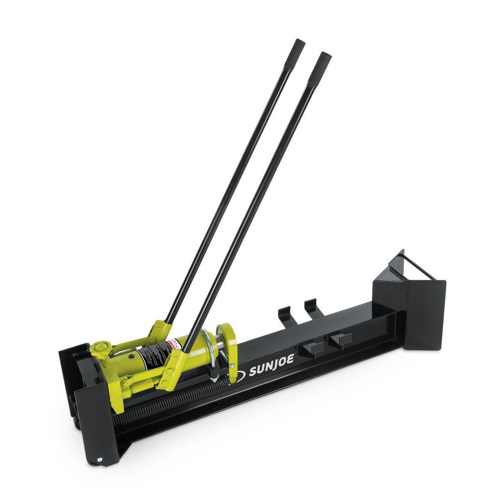 Logger Joe 10 Ton Hydraulic Log Splitter