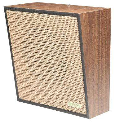 1-Way Woodgrain Wall Speaker - Weave
