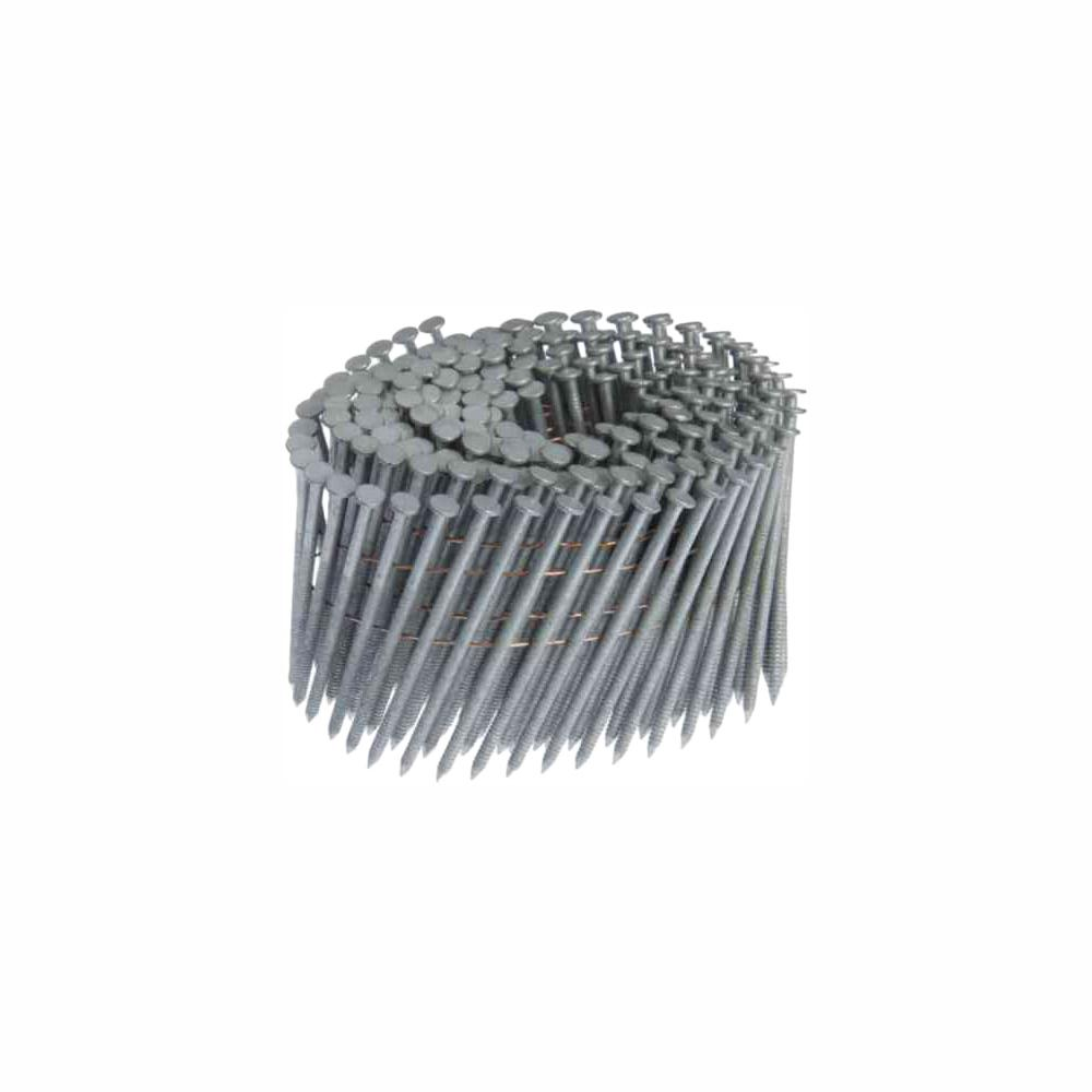 Grip-Rite 2-3/16 in. x 0.092 in. 15° Wire Hot Galvanized Framing Nails 1,200 per Box