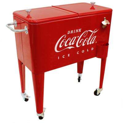 60 qt. Coca Cola Cooler