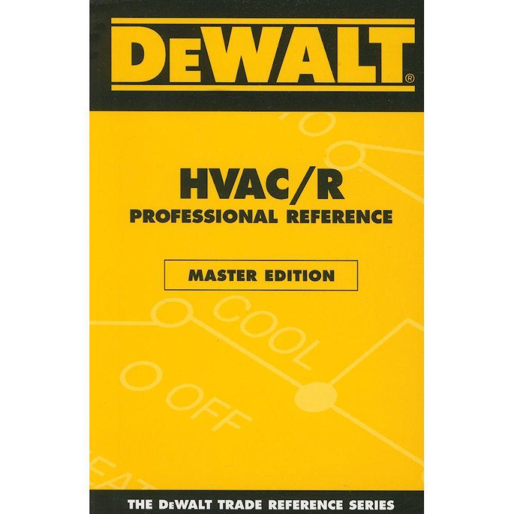 null DEWALT HVAC/R Professional Reference