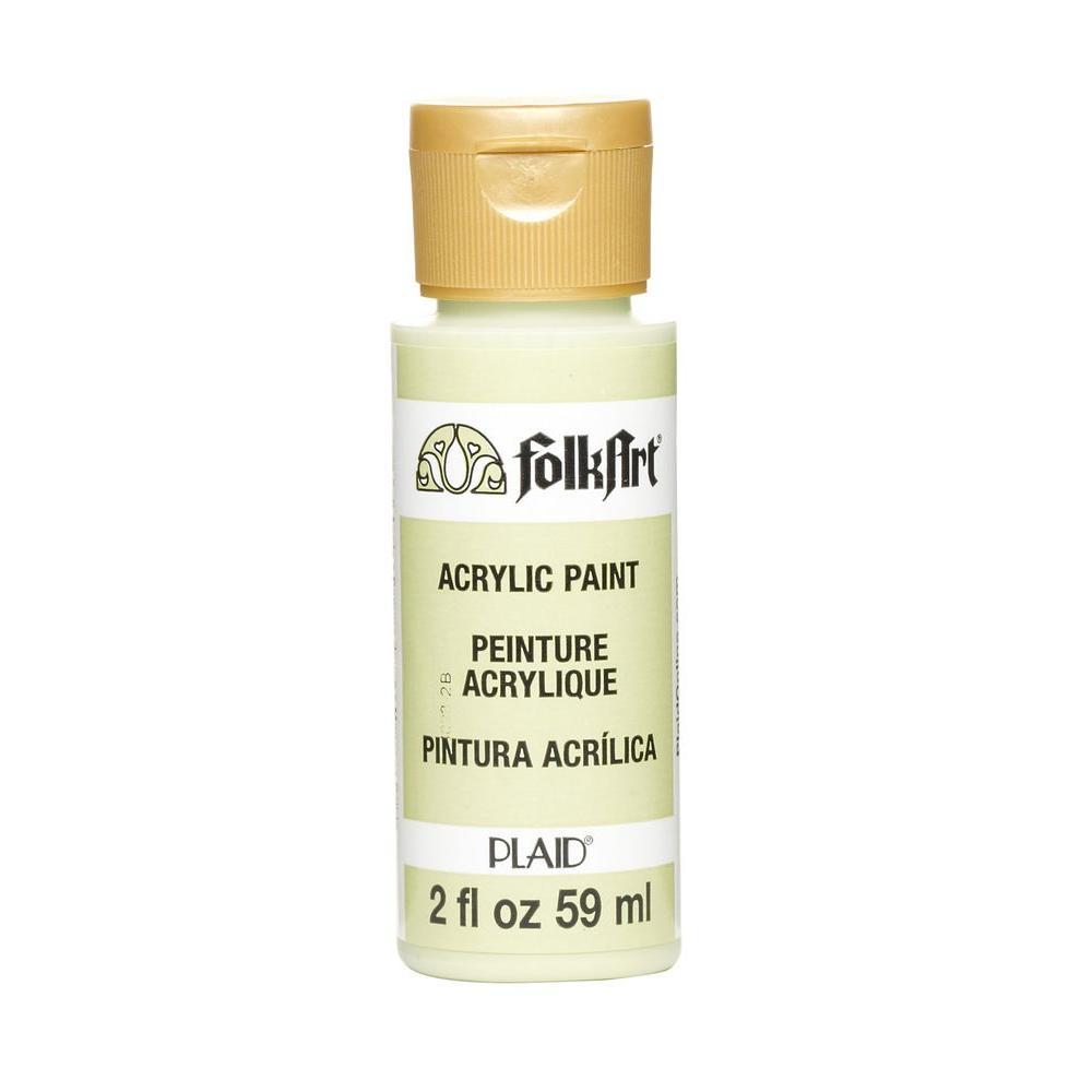 FolkArt 2 oz. Soft Apple Acrylic Craft Paint