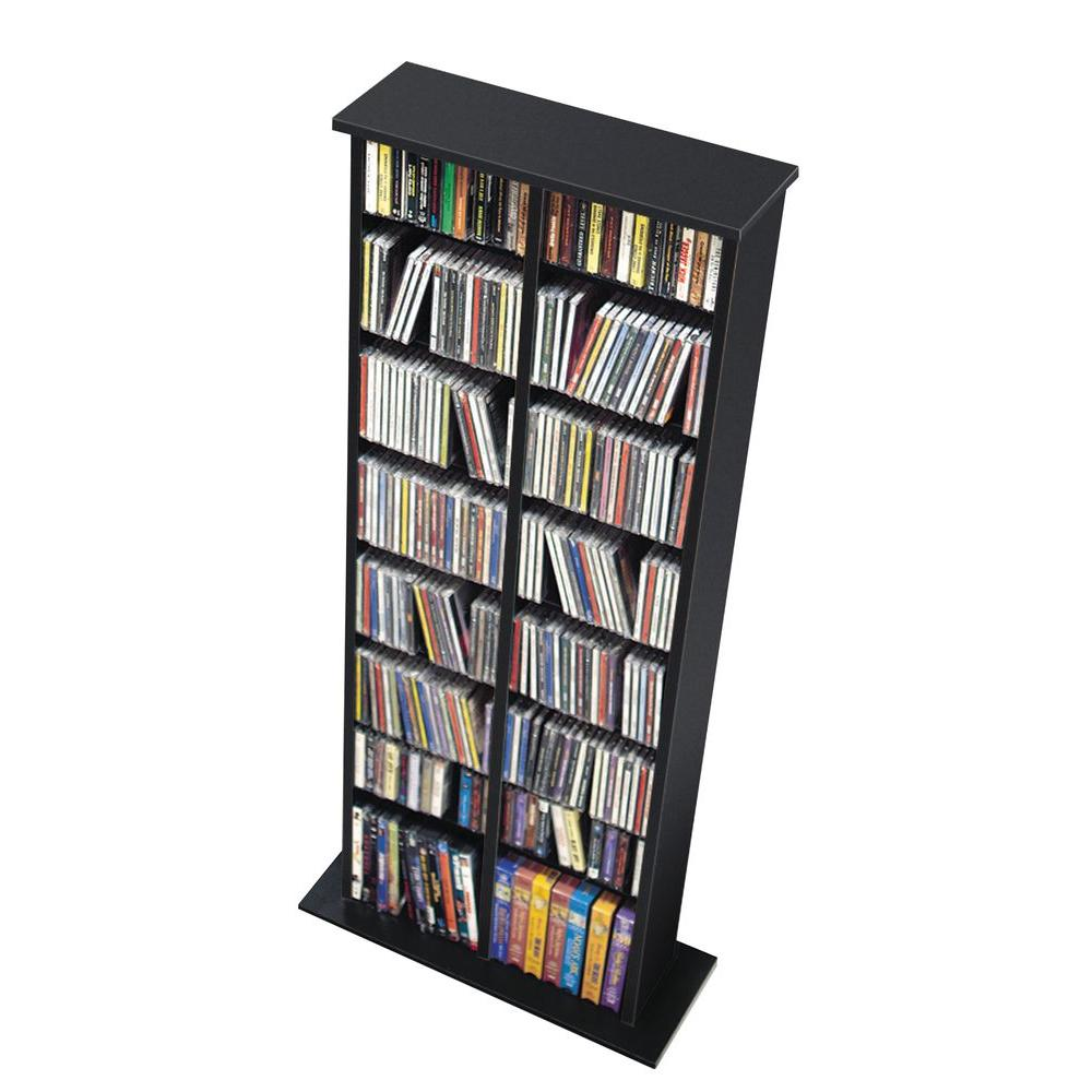 Prepac Oak Media Storage Oma 0320 The