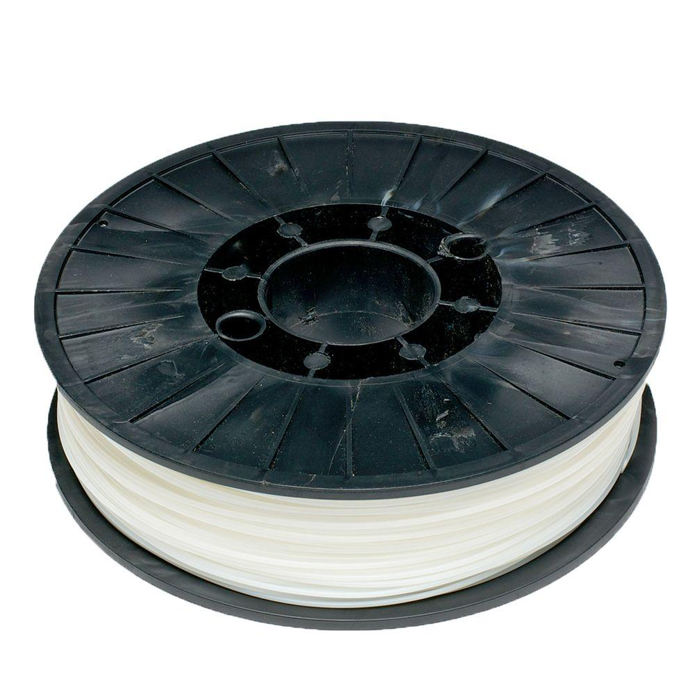 AFINIA Premium 1.75 mm Natural White ABS Plastic 3D Printer Filament (700g)
