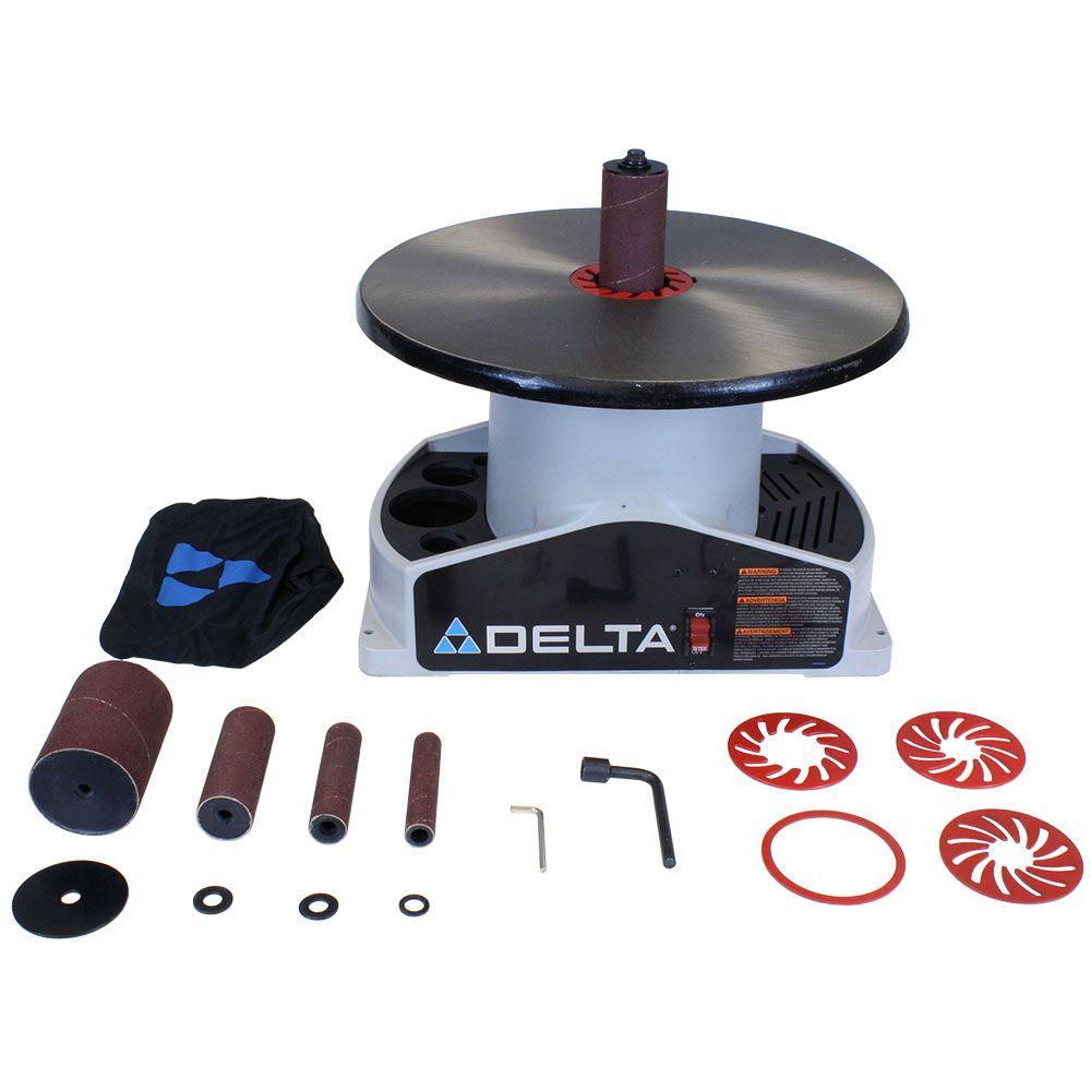 Delta Bench Oscillating Spindle Sander with Kit