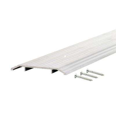 5 in. x 72 in. Aluminum Commercial Threshold