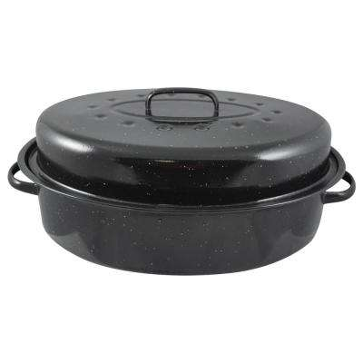 10.54 Qt. Carbon Steel Roasting Pan