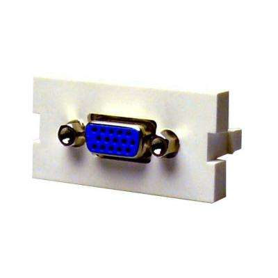 Unimedia Module with SVGA Feed-Through Coupler
