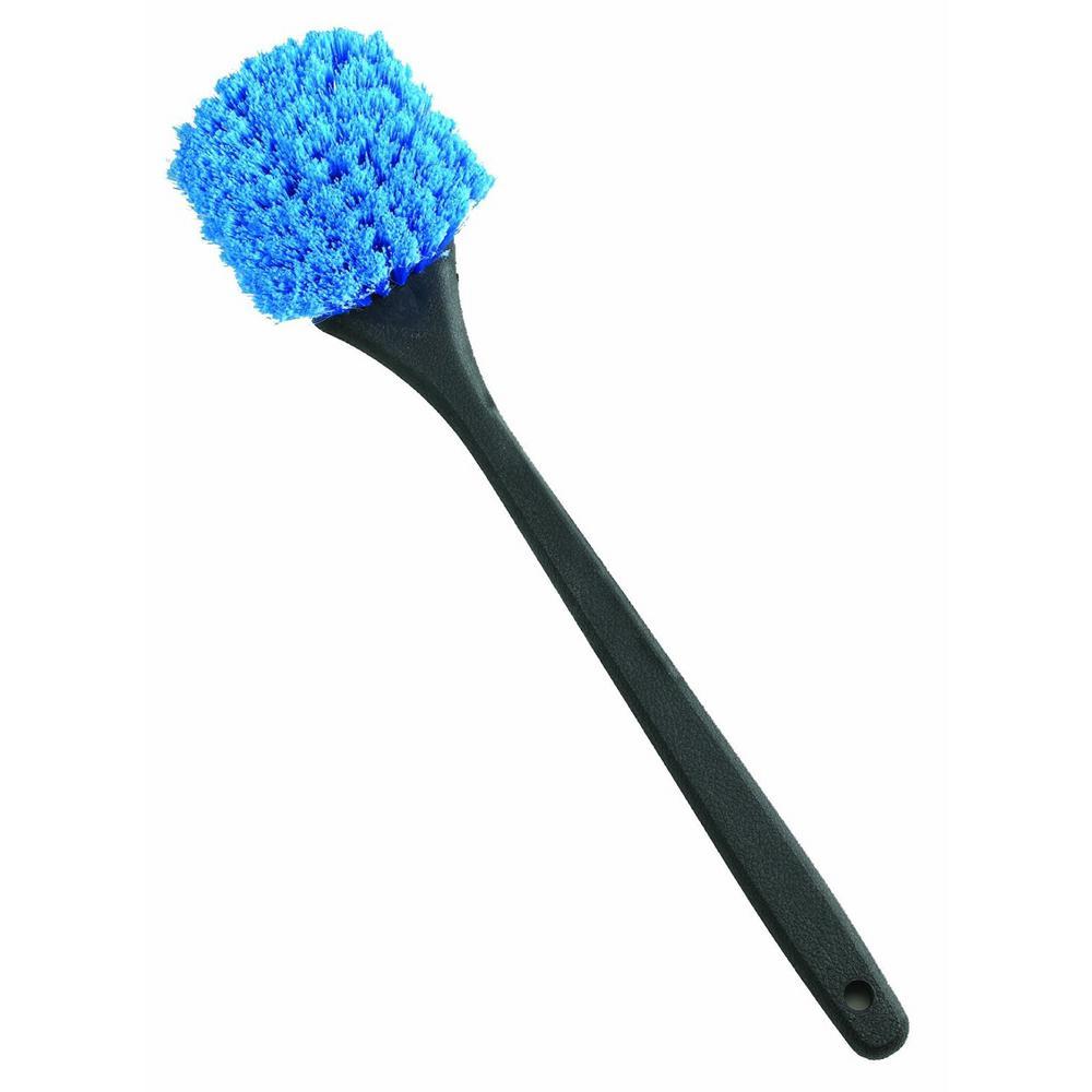21 in. Long Dip and Scrub Brush