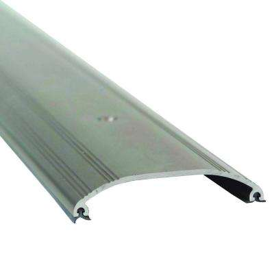 Low Dome Top 3-1/2 in. x 36 in. Brite Gold Aluminum Threshold