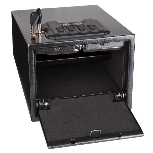 Gun Safe with Digital Lock and Manual Override Keys
