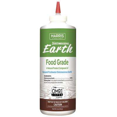 8 oz. Diatomaceous Earth Food Grade