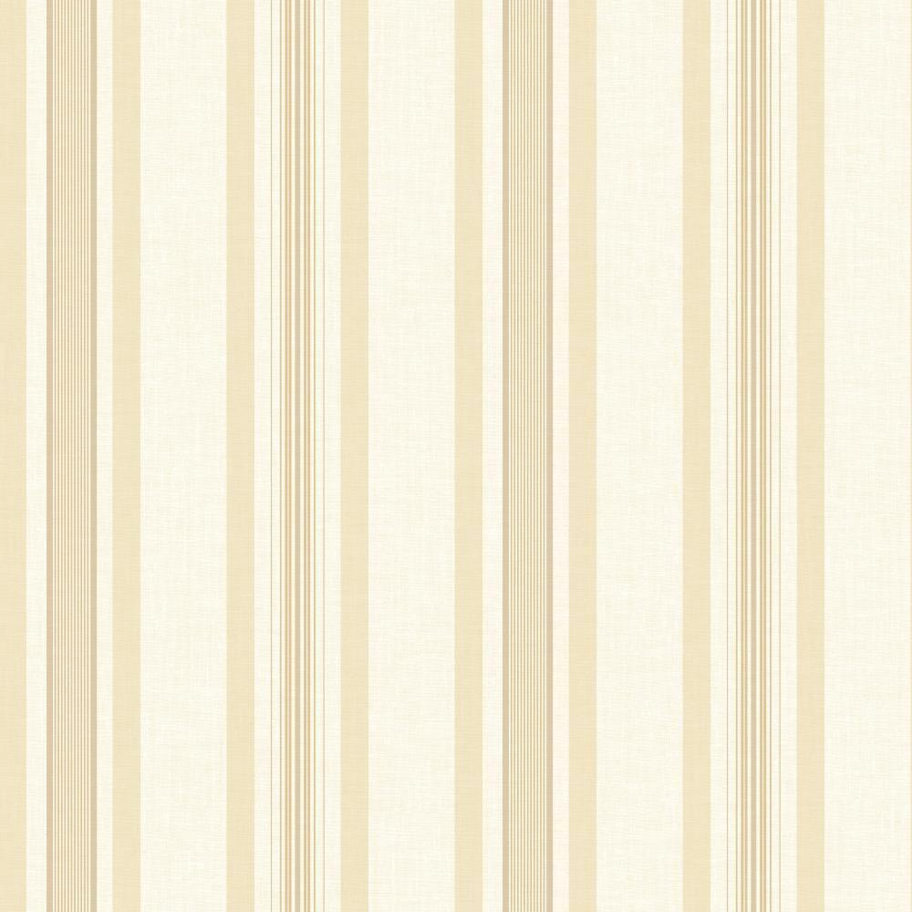York Wallcoverings Multi Pinstripe Wallpaper