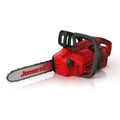 16 in. 58-Volt Electric Cordless Chainsaw