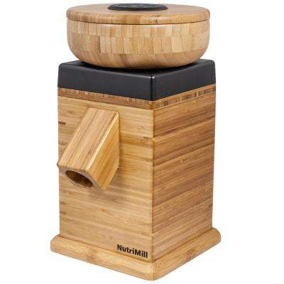 Harvest Grain Mill in Black