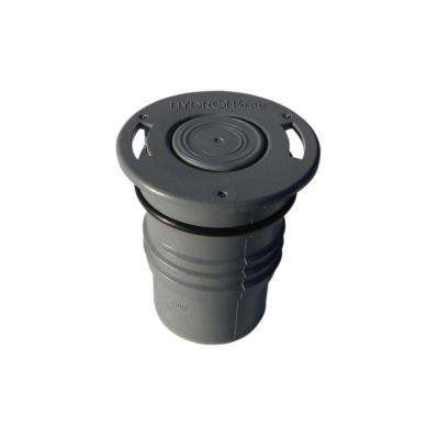 HW4 Low-Flow Caretaker 99 Threaded Gray In-Floor Pool Pop Up Head Replacement