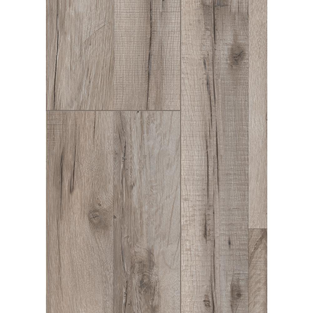 Manor Oak Laminate Flooring - 5 in. x 7 in. Take Home Sample