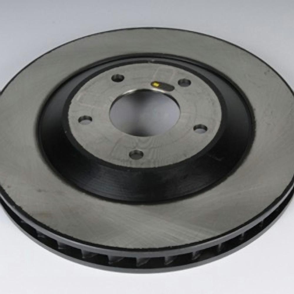 Disc Brake Rotor - Front Left