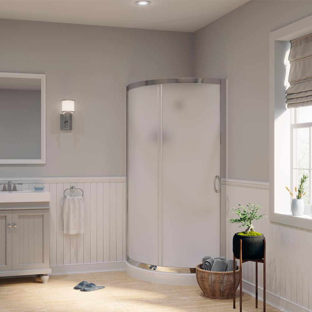 Ove Decors Breeze Shower Kit Intimacy Glass Base And Wall
