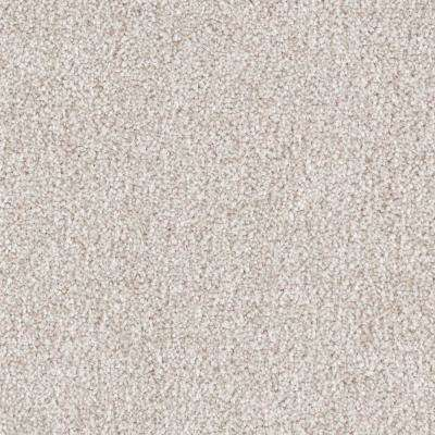 Carpet Sample - Tides Edge - Color Outer Banks Textured 8 in. x 8 in.