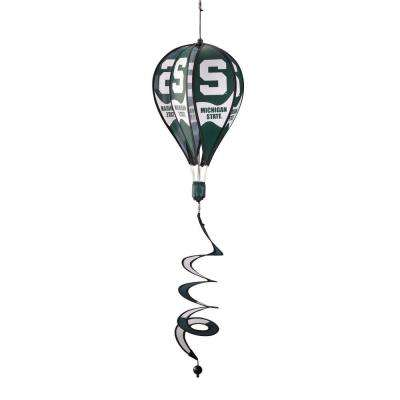 NCAA Michigan State Spartans Hot Air Balloon Spinner