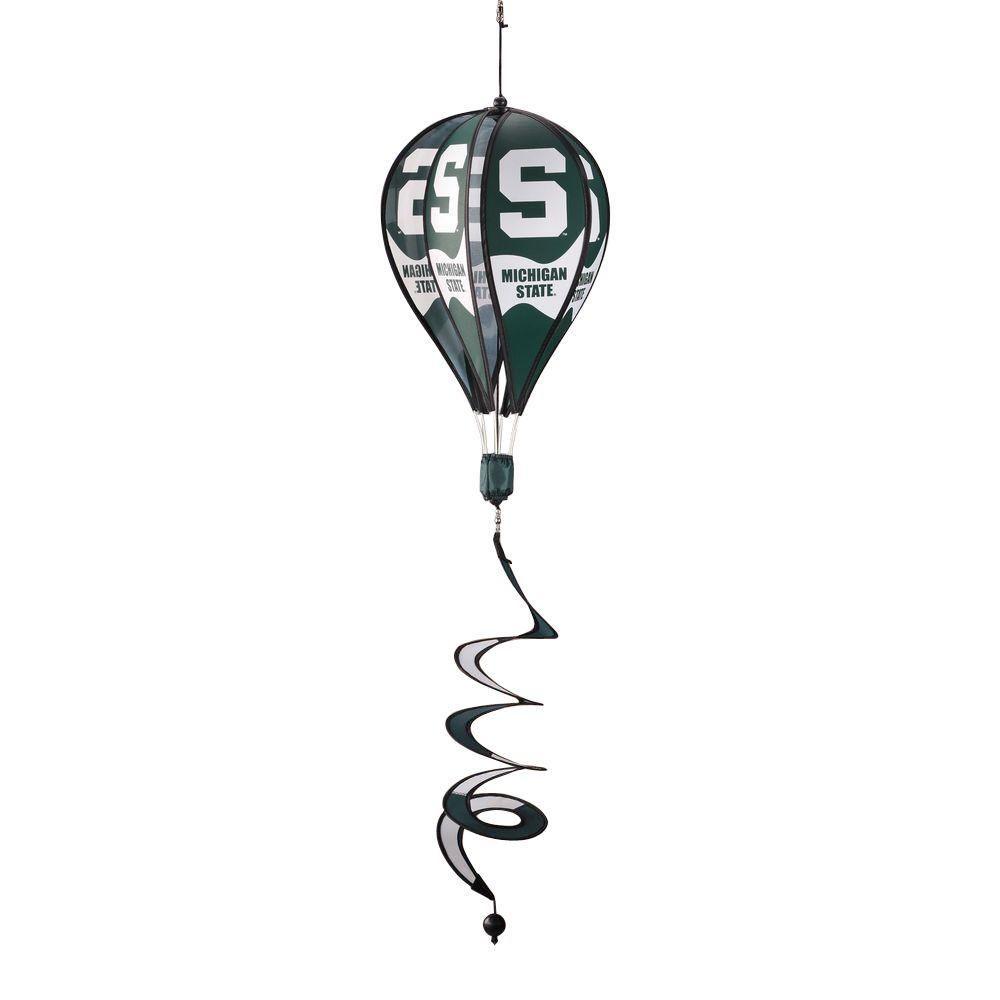 sports shoes 37254 eca1d NCAA Michigan State Spartans Hot Air Balloon Spinner