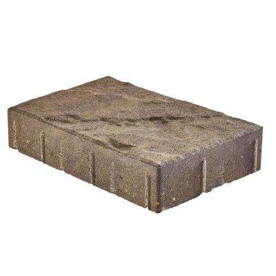 11.81 in. L x 7.87 in. W x 1.97 in. H Ant Savannah Concrete Paver Taverna (192-Pieces/124 sq. ft./Pallet)