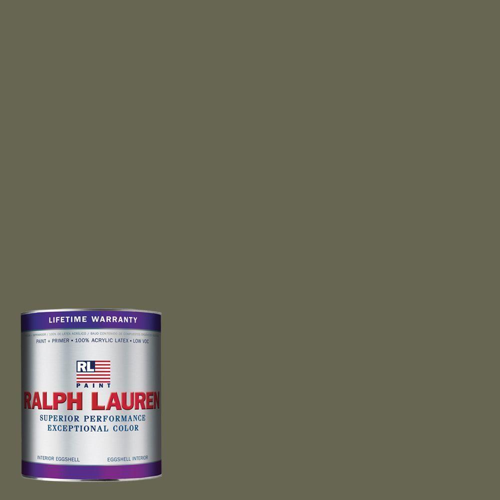 Ralph Lauren 1-qt. Caper Green Eggshell Interior Paint