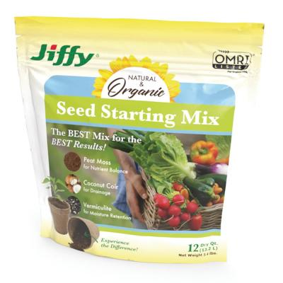 12 Qt. Organic Seed Starting Mix