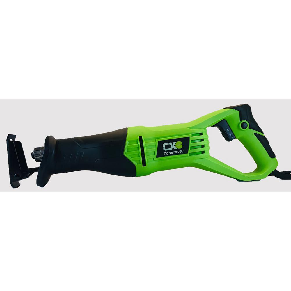 6 Amp Variable Speed Reciprocating Saw with Keyless Blade Change