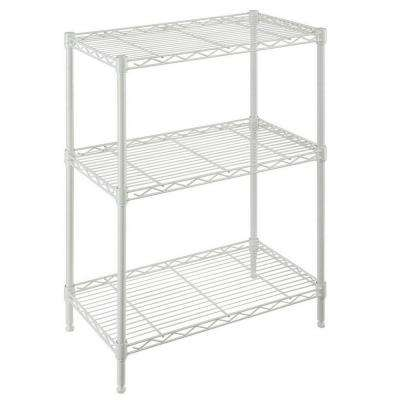 Nice 3 Shelf 30 In. H X 24 In. W X 14 In. D