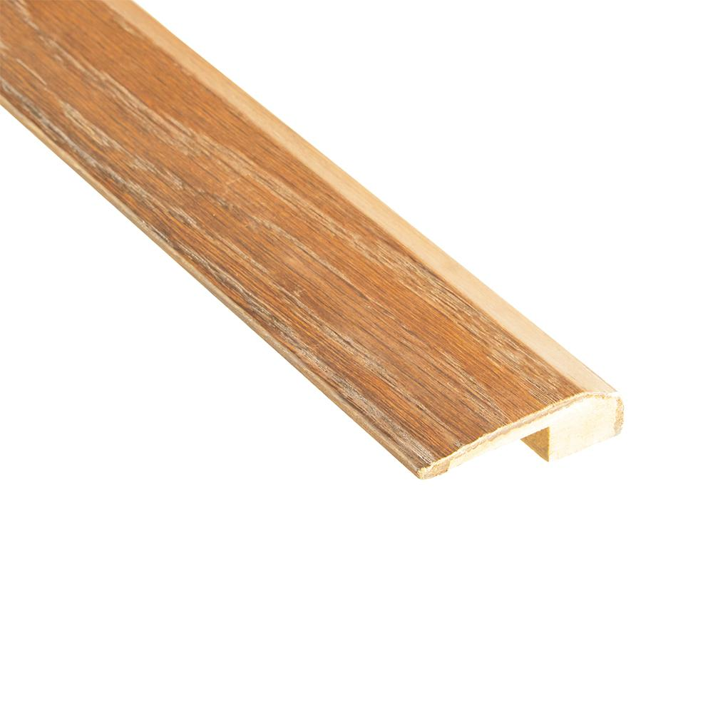 Camel Hickory 3/8 in. Thick x 2-1/8 in. Wide x 78