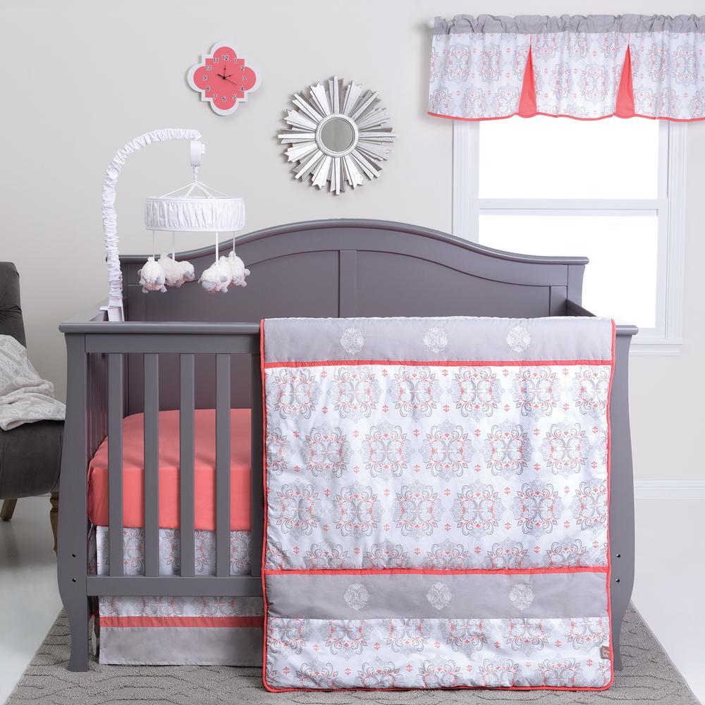 Crib Bedding Bedding Amp Bath The Home Depot