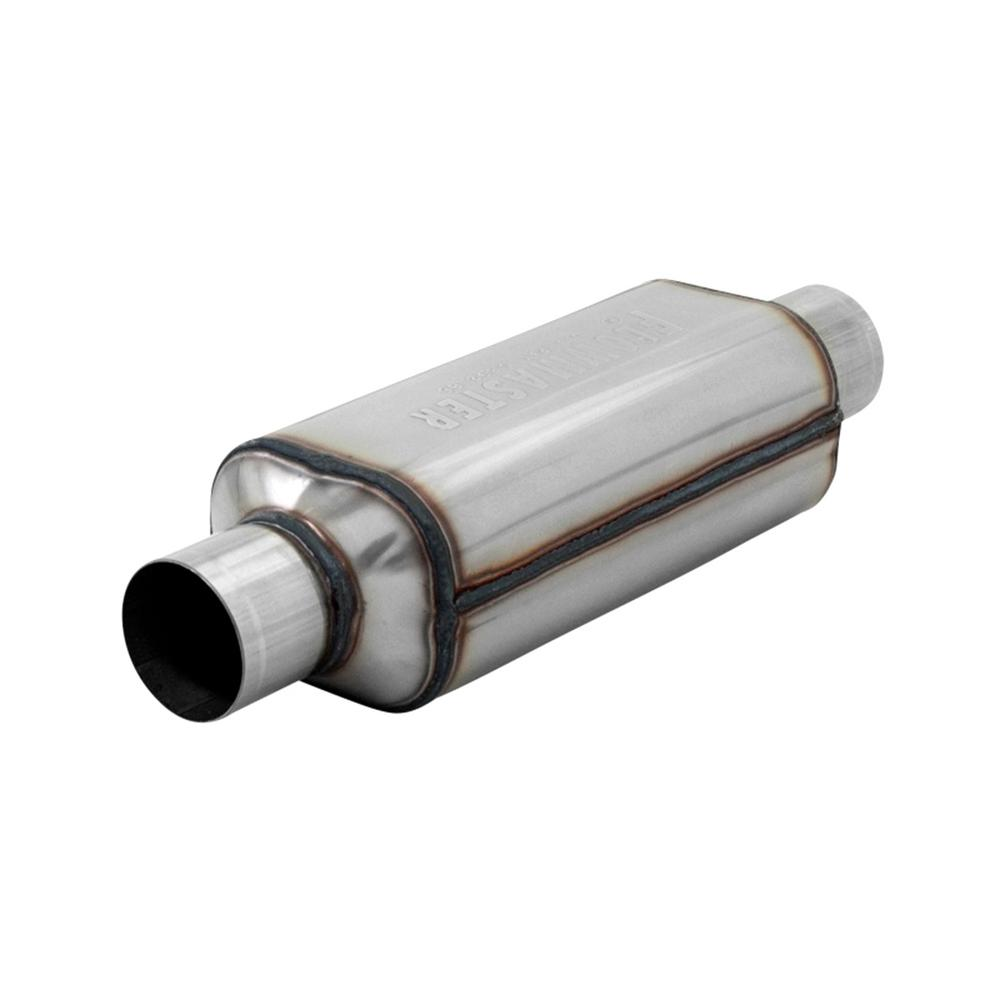 2.50in Center In Flowmaster Universal 40 Series Muffler 2.50in Offset Out