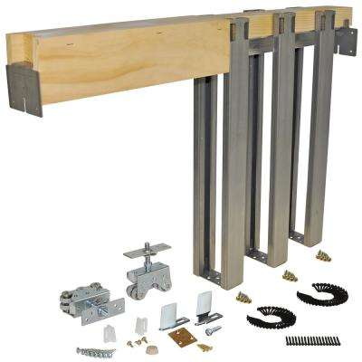2000 Series 48 in. x 80 in. Pocket Door Frame for 2x4 Stud Wall