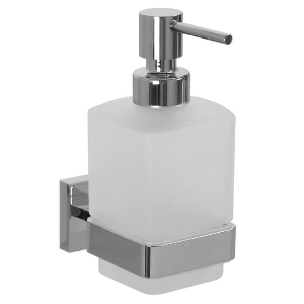 Nameeks Boutique Hotel Wall Mounted Soap Dispenser In Chrome Finish Nameeks Nnbl0073 The Home Depot