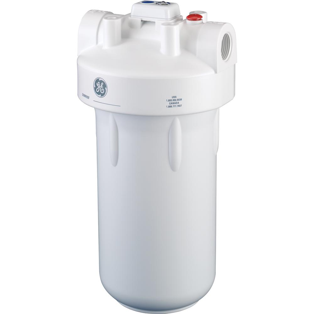 Whole House Water Filtration System and Filter