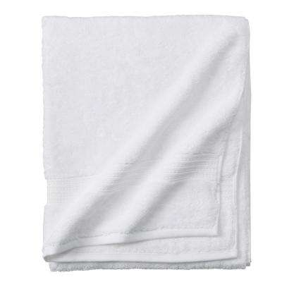 Newport 1-Piece Bath Towel in White