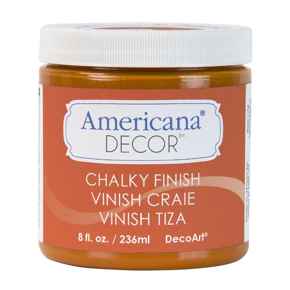 DecoArt Americana Decor 8-oz. Heritage Chalky Finish