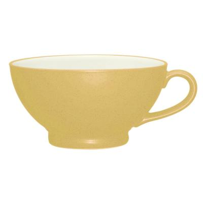 Colorwave 18 oz. Mustard Handled Bowl