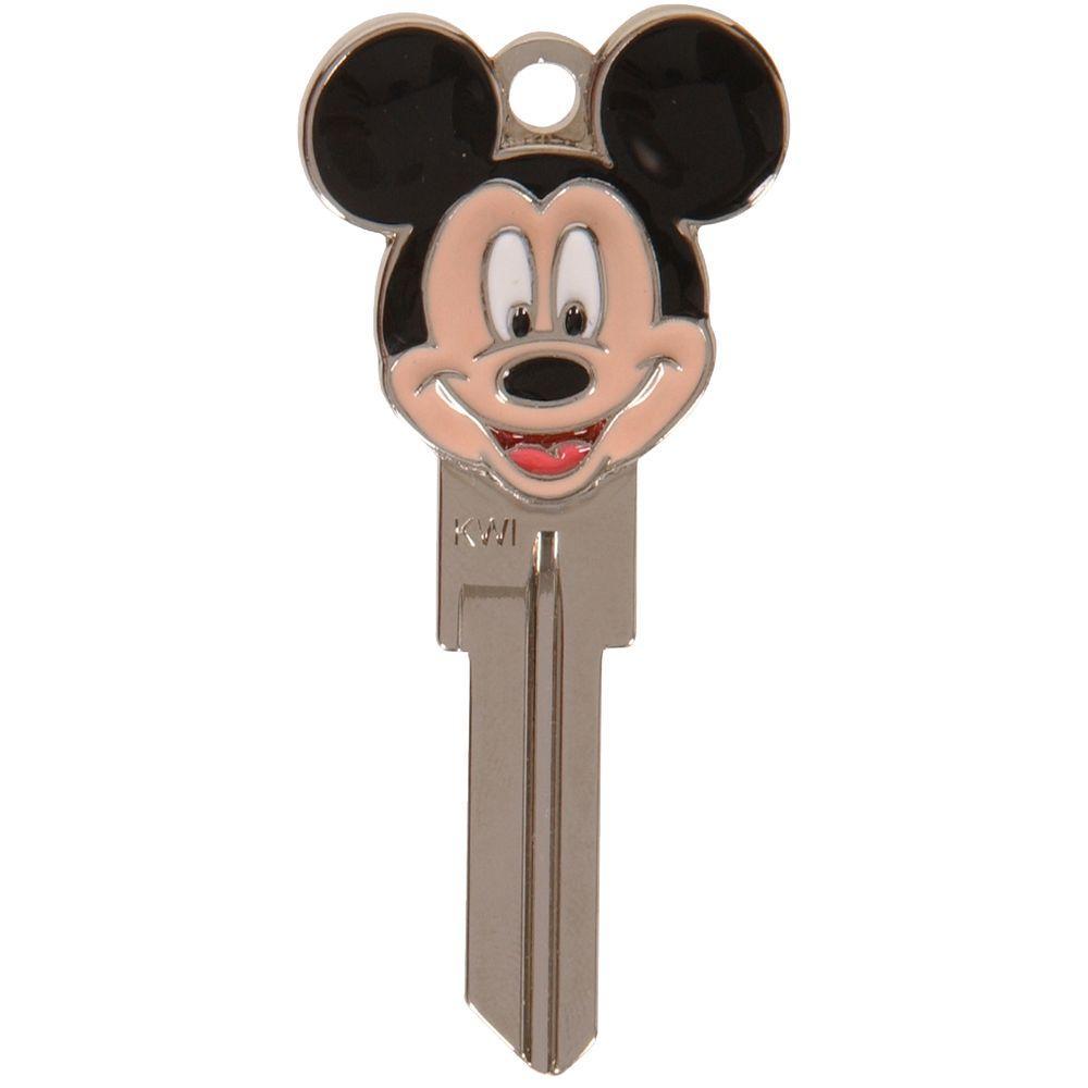The Hillman Group Disney Mickey Mouse Blank House Key