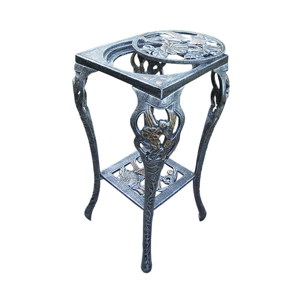 Hummingbird Table Plant Stand