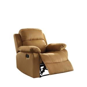 Acme Furniture Parklon Chocolate Recliner by Acme Furniture