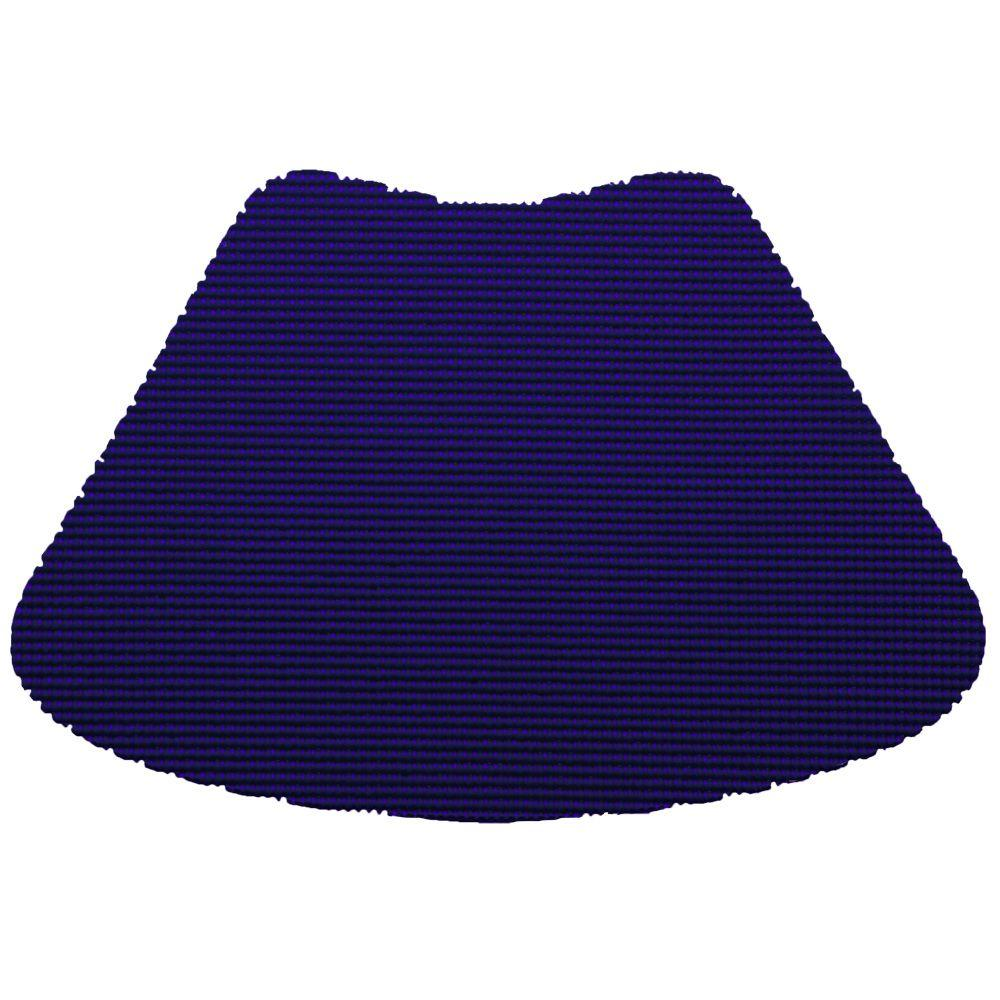 Kraftware Fishnet Wedge Placemat In Navy (Set Of 12)