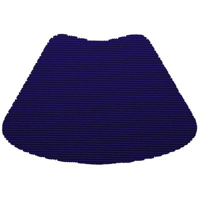 Fishnet Wedge Placemat in Navy (Set of 12)