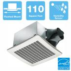 Signature 110 CFM Ceiling Humidity Sensing Bathroom Exhaust Fan, ENERGY STAR